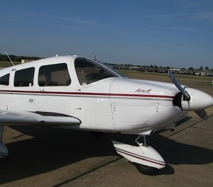 1976 Piper Archer II, PA-28-181