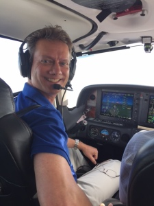 Piloting the SR22TN Cirrus Perspective by Garmin at 12,000 feet, photo credit wikiWings
