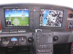 Cirrus SR22TN Turbo, On the Step, 20,000 ft., 194 knots TAS, 75% power, FL200, photo credit wikiWings