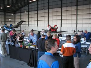 Cirrus Aircraft enthusiasts, Austin Texas 2016, photo credit wikiWings